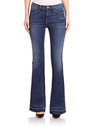 Peserico Le High Flare Jeans Colby