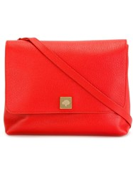 Mulberry 'Freya' Satchel Red