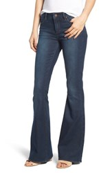 Articles Of Society Faith Flare Jeans Northport Dark Wash