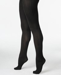 Berkshire Cable Knit Tights 8817 Black