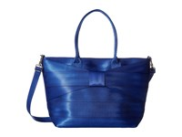 Harveys Seatbelt Bag Mini Streamline Bow Cobalt Handbags Blue
