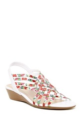 Impo Refresh Wedge Sandal Multi