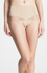 Dkny 'Lace Curves' Shaping Brief Online Only 2 For 36 Skinny Dip