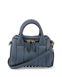 Mini Rockie Dumbo Pebbled Duffel Bag Haze Alexander Wang