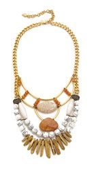 David Aubrey Marissa Necklace Multi