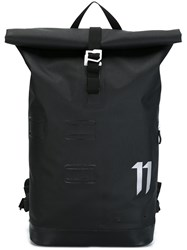 11 By Boris Bidjan Saberi Commuter Backpack Black