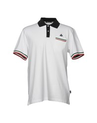 Armata Di Mare Polo Shirts White