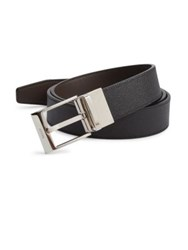 Bally Calf Leather Textured Belt