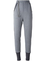 A.F.Vandevorst 'Phone Call' Track Pants Grey