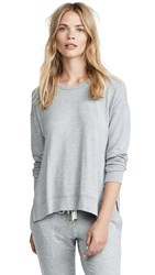 Alala Heron Sweatshirt Heather Grey