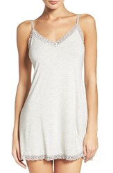 Natori Women's Feathers Chemise Grey
