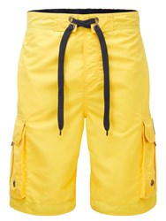 Tog 24 Cruz Drawstring Board Shorts Lemon