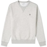 Polo Ralph Lauren Double Tech Crew Sweat Grey