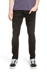 Blank Nyc Blanknyc Horatio Skinny Fit Jeans Wounded Property