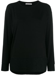 Stefano Mortari Knitted Jumper Black