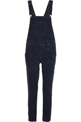 Current Elliott The Shirley Stretch Corduroy Overalls