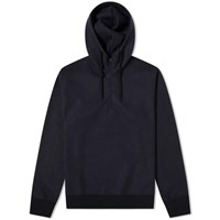 Sophnet. Melton Fleece Hoody Blue