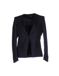 Brian Dales Suits And Jackets Blazers Women Dark Blue