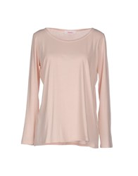 Jucca Topwear T Shirts Women Light Pink