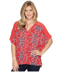 Ariat Bally Top Multi Women's Blouse
