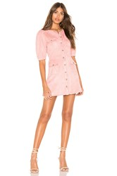 Majorelle Bennett Mini Dress Pink