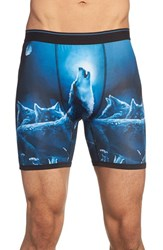 Men's The Rail 'Pack Of Wolves' Boxer Briefs