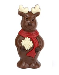 Charbonnel Et Walker Milk Chocolate Reindeer Brown