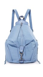 Rebecca Minkoff Nylon Julian Backpack Azure