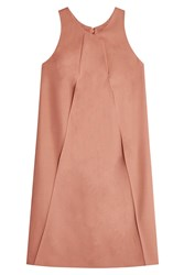 Nina Ricci Wool Dress Pink