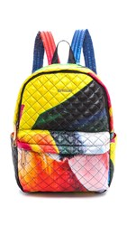 M Z Wallace Cosmic Print Metro Backpack Cosmos