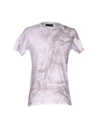 Andrea Incontri T Shirts Light Pink