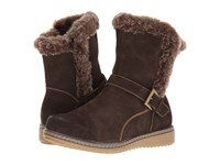 Spring Step Paco Dark Brown Women's Cold Weather Boots
