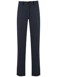 Amir Slama Straight Leg Trousers Black