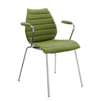 Kartell Maui Soft Armchair Acid Green