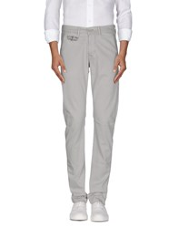 Maison Clochard Trousers Casual Trousers Men Light Grey