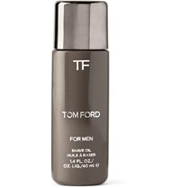 Tom Ford Beauty Shave Oil 40Ml Colorless
