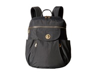 Baggallini Gold Capetown Backpack Charcoal Backpack Bags Gray