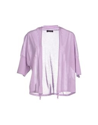 Diana Gallesi Cardigans Lilac