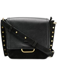 Isabel Marant Kleny Studded Bag Black