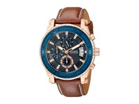 Guess U0673g3 Rose Gold Honey Brown Sport Watches