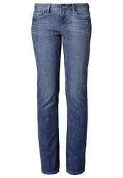 Edc By Esprit Straight Leg Jeans Stone Stone Blue