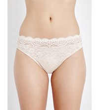 Triumph Amourette 300 Tai Stretch Lace Briefs Skin