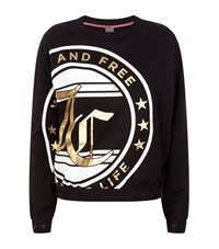 Juicy Couture Wild And Free Sweatshirt Female Black