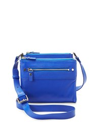 Kenneth Cole Morning Side Crossbody Cobalt