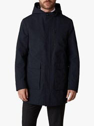 Jaeger Technical Hooded Parka Navy