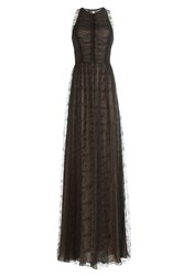 Jason Wu Lace Gown Multicolor