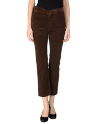 Gold Case Casual Pants Cocoa