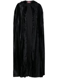 F.R.S For Restless Sleepers Kore Hooded Cape Black
