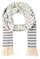 Ichi Sonja Scarf Skyway Blue