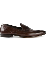 Henderson Fusion Loafer Shoes Brown